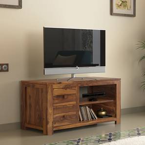 Striado tv unit teak lp