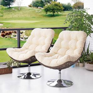 Calabah swivel lounge chair set of 2 00 lp