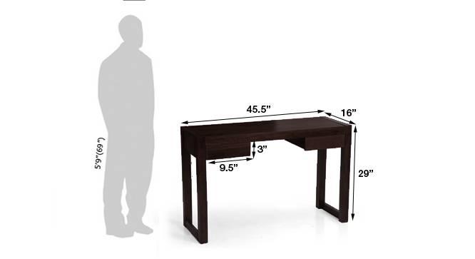 Austen study desk mahogany replace 6