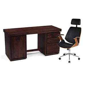 Vector ray executive study set mahogany 00 lp
