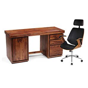 Vector ray executive study set teak 00 lp
