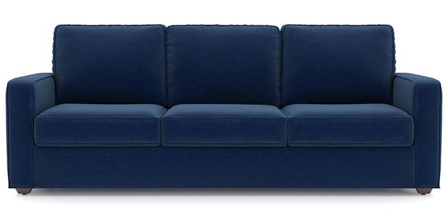 Apollo Sofa Set (Cobalt, Fabric Sofa Material, Regular Sofa Size, Soft Cushion Type, Regular Sofa Type, Master Sofa Component, Regular Back Type, Regular Back Height)