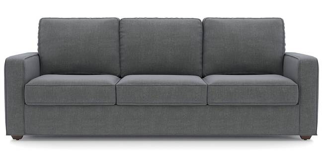 Apollo Sofa Set (Smoke, Fabric Sofa Material, Regular Sofa Size, Soft Cushion Type, Regular Sofa Type, Master Sofa Component, Regular Back Type, Regular Back Height)