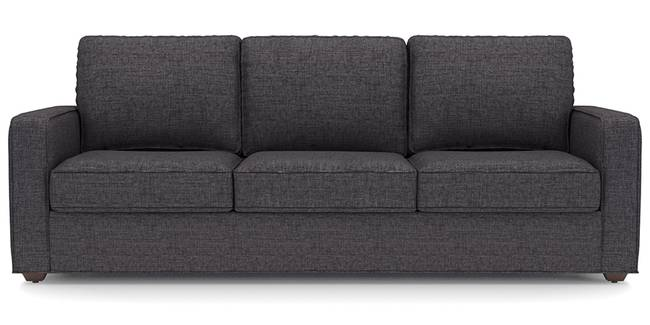Apollo Sofa Set (Steel, Fabric Sofa Material, Regular Sofa Size, Soft Cushion Type, Regular Sofa Type, Master Sofa Component, Regular Back Type, Regular Back Height)