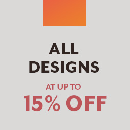 Products at 15% OFF Design