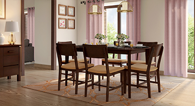 All 6 Seater Dining Table Sets