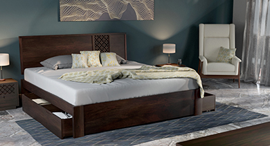 Bedroom Furniture Online: Buy Bedroom Furniture Sets Online for ...