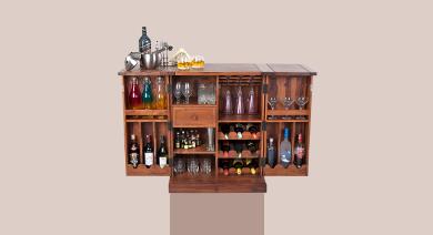 Bar Cabinets Design
