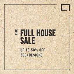 Full House Sale Design
