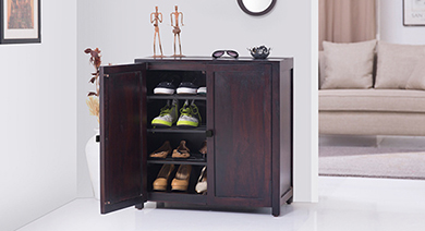 Storage living storage shoe rack