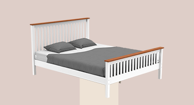 Beds without Storage Design