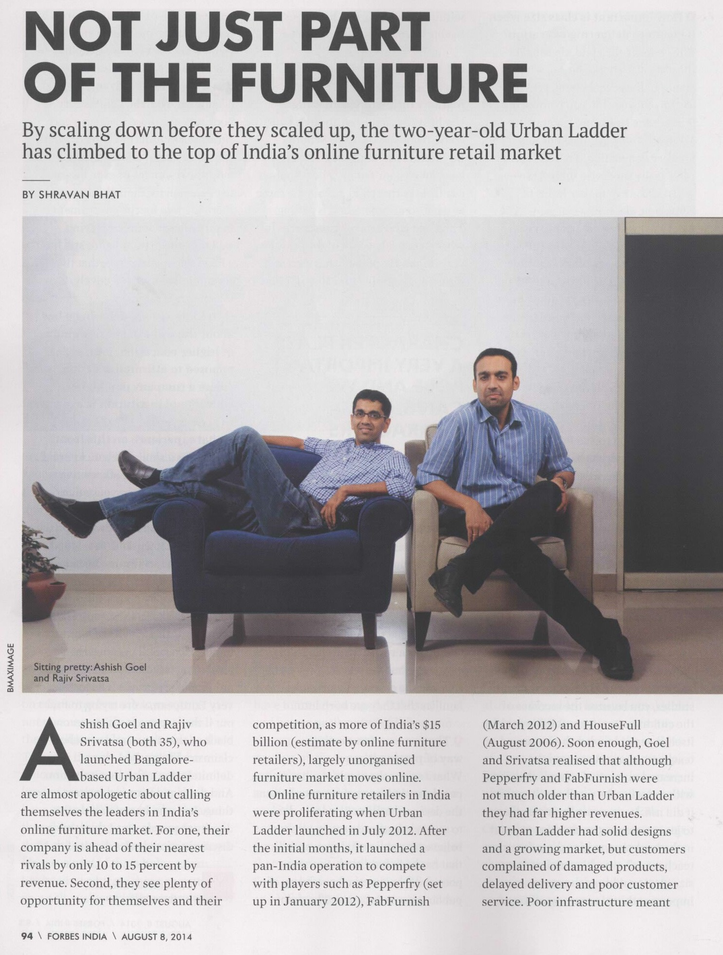 Forbes india page1