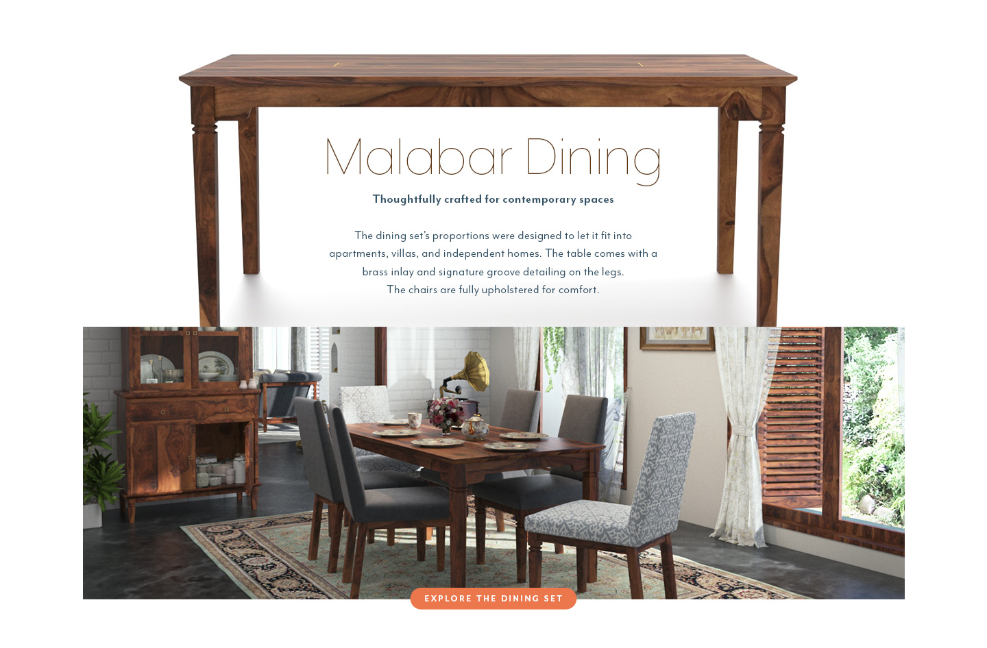 Urban Ladder Malabar Furniture Collection 15