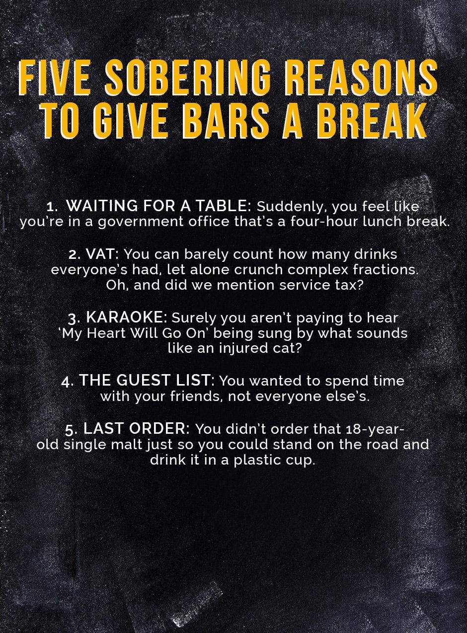 5 sobering