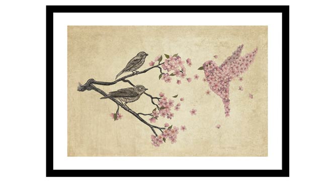 Blossom_Bird_Framed_Art_03_76_Black
