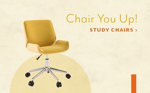 Desktop study chairs