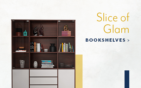 Desktop bookshelves