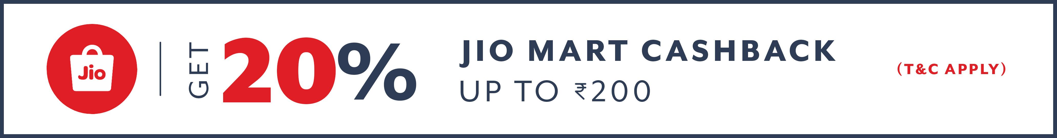 Listing Banner Desktop - Jio Cashback