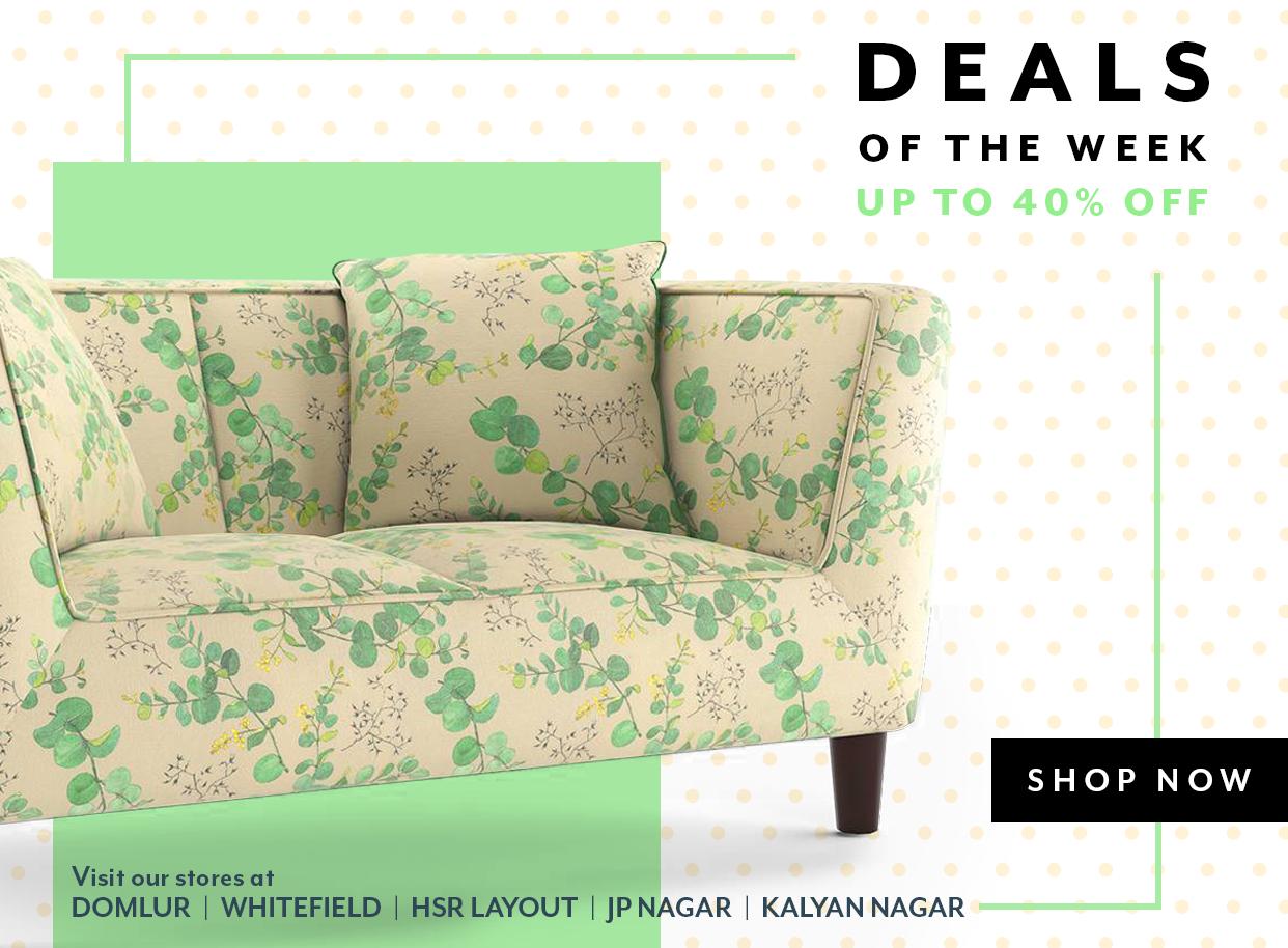 Furniture Online: Buy Wooden Furniture Online At Discount ... on