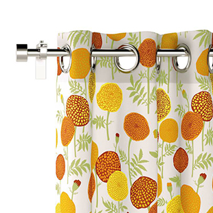 Marigold Door Curtains