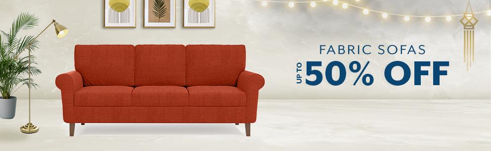 Desk  fabric sofas
