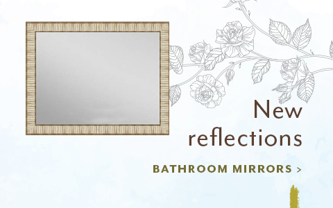 Desktop bathroom mirror 24032021