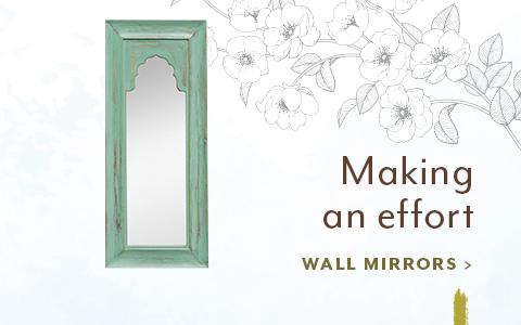 Desktop wall mirror 24032021