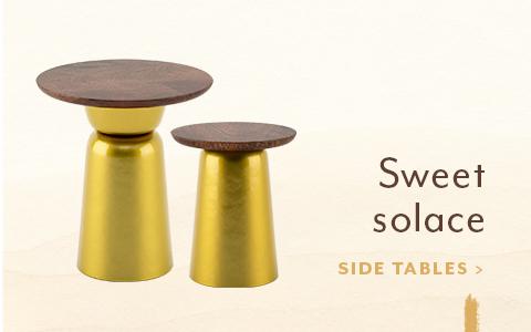 Desktop side tables