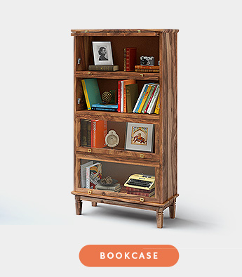 Urban Ladder Malabar Furniture Bookcase