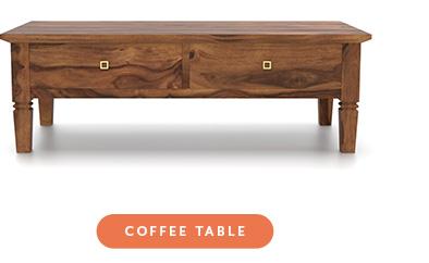 Urban Ladder Malabar Furniture Coffee Table