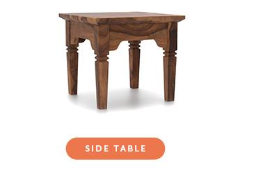 Urban Ladder Malabar Furniture Side Table