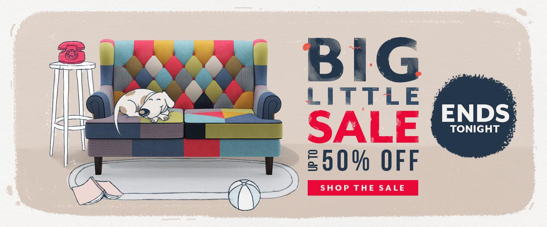 Big Little Sale