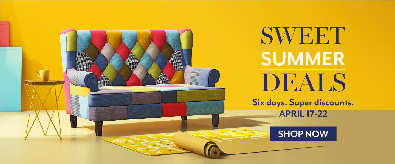 Explore our furniture range