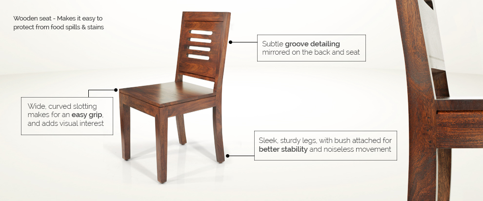 The Capra Dining Chair