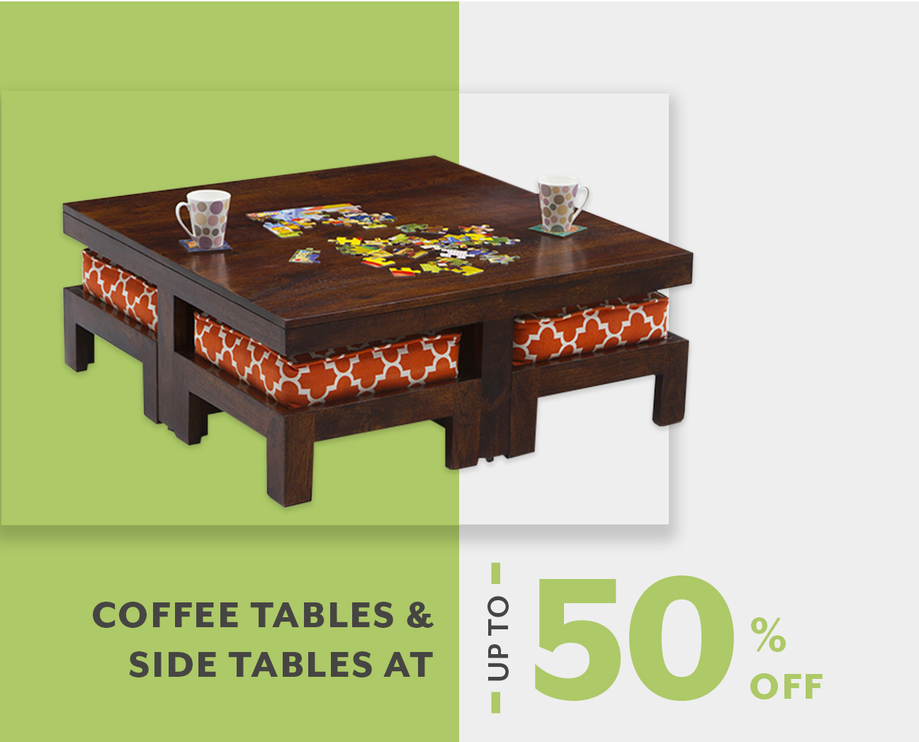 Desk   coffee tables   side tables