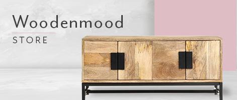 Desk   wooden mood