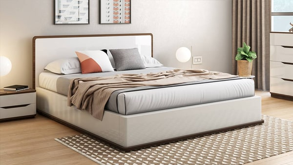 Curious about double bed design?