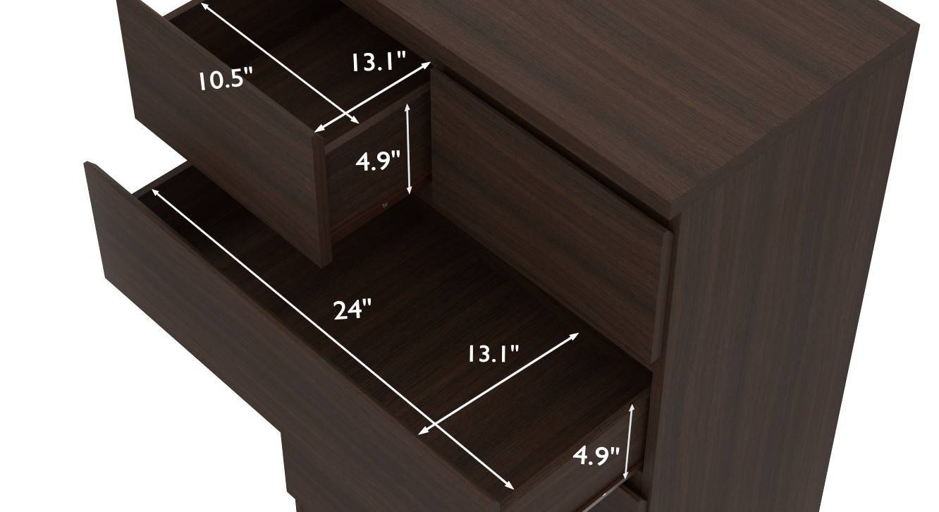 Bocado chest of drawers 6 drawer 7