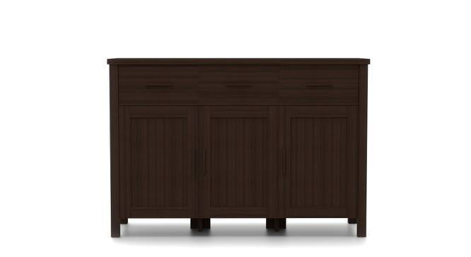 Norland Sideboard (Dark Walnut Finish, Standard Size) by Urban Ladder