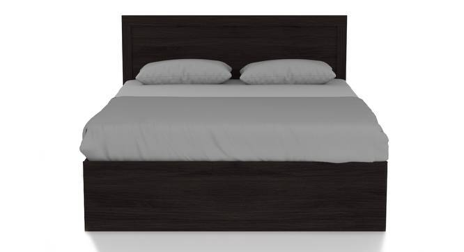 Covelo Storage Bed (Wenge Finish, Queen Bed Size, Box Storage Type) by Urban Ladder