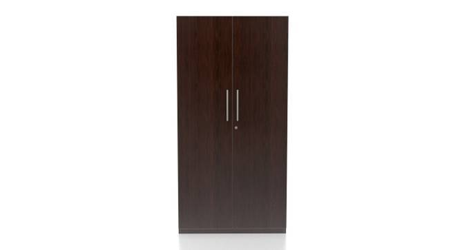 Domenico Wardrobe (Two Door, No Mirror, Without Drawer Configuration) by Urban Ladder