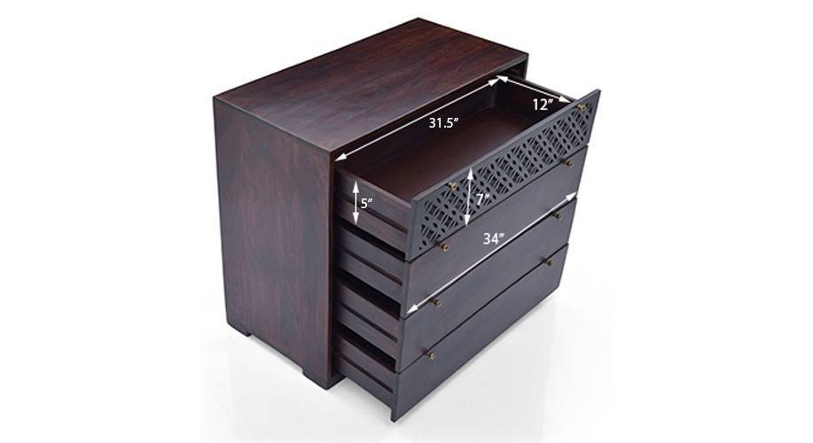 Alaca chest of drawers mh