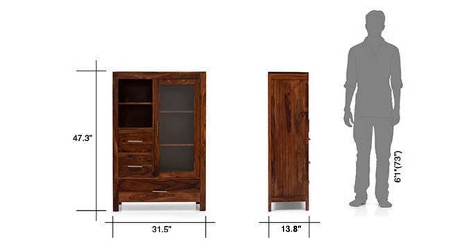 Carnegie cabinet teak 15