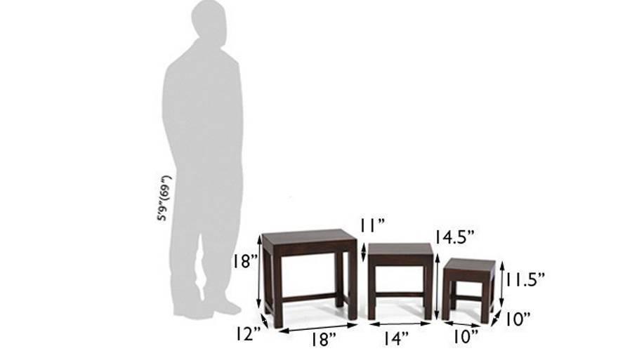 Stewart nested stools mahogany finish 07 img 1338 copy sd 1