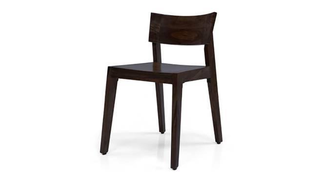 Gordon Chair (Mahogany Finish) by Urban Ladder
