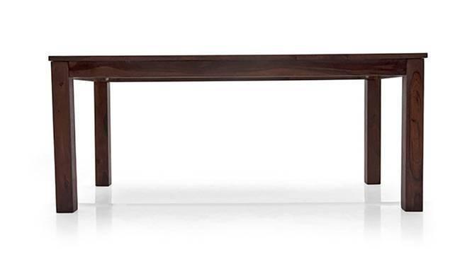 Arabia XL 6 Seater Dining Table (Mahogany Finish) by Urban Ladder