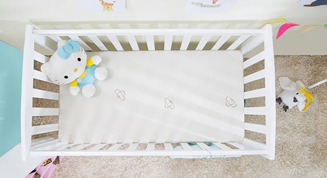 Bébé Crib Mattress (Foam Mattress Material) by Urban Ladder