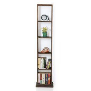Wall furniture shelves Book Self Image Hayneedle Babylon Floorwall Shelf 25book Capacity Urban Ladder