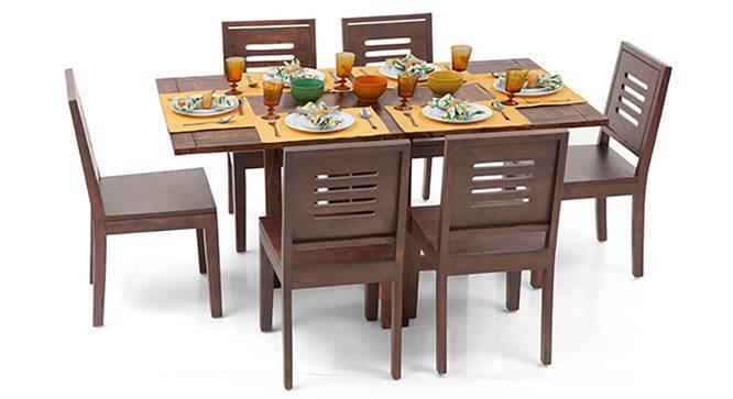 Danton 3 To 6 Capra Seat Folding Dining Table Set Teak