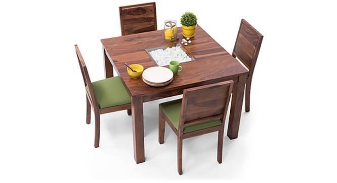 Brighton Square - Oribi 4 Seater Dining Table Set - Urban Ladder 819be1e22